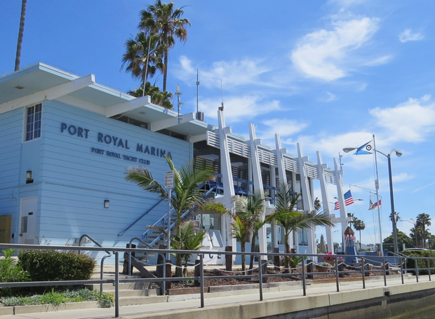 Port Royal Yacht Club Exterior
